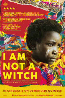 Femfilmfans poster I Am Not a Witch